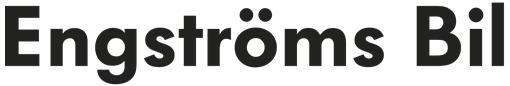 engstroms bil logo